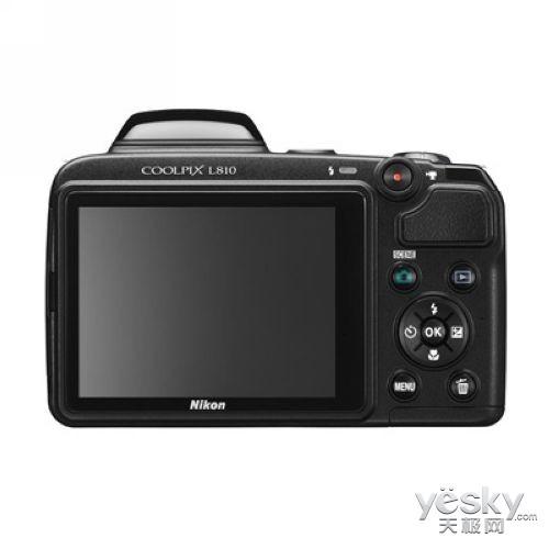 便携长焦相机 尼康L810特价促销仅售1536元